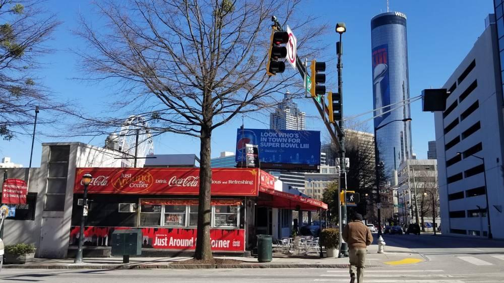 Cola Wars takes over Atlanta for Super Bowl LIII
