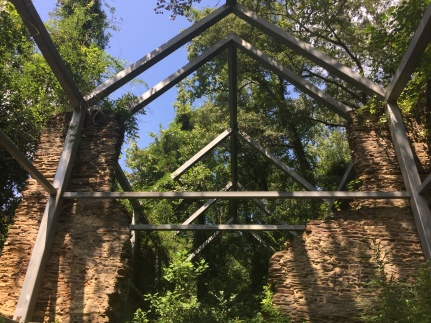 Concord Woolen Mill Ruins, Smyrna