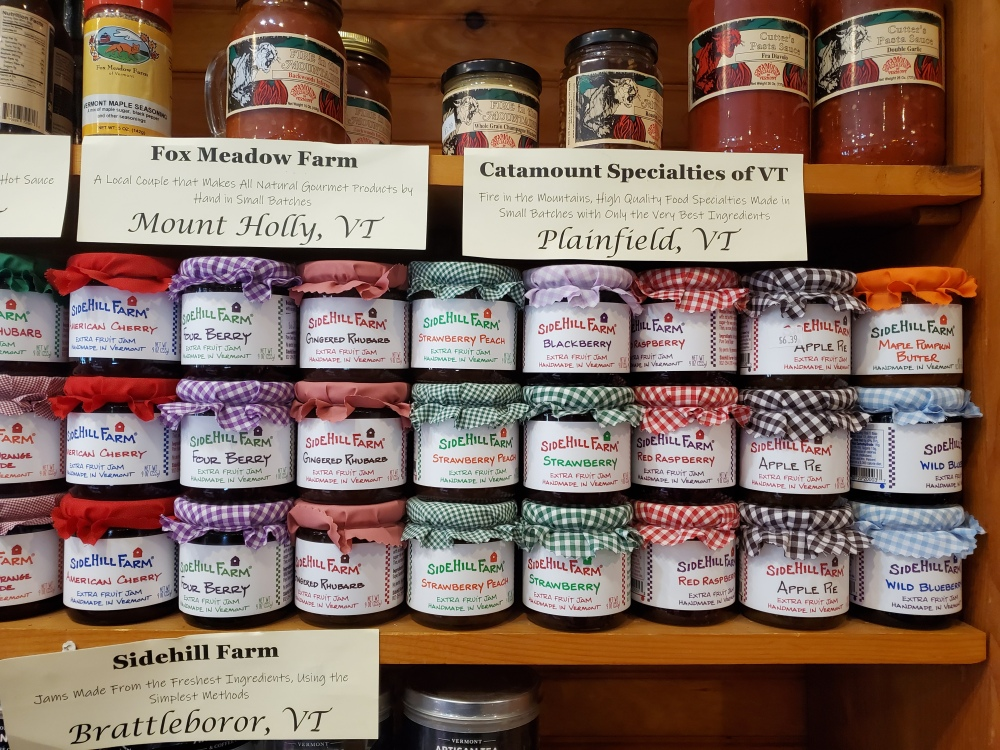 General Store in Pittsfield, Vermont
