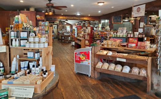 General Store in Vermont