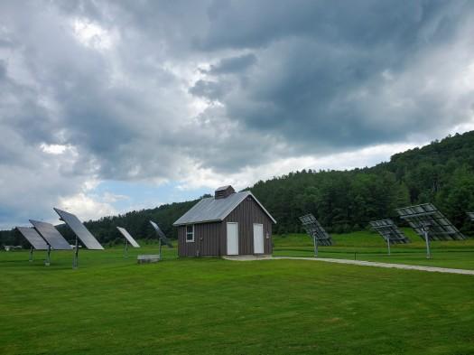 Vermont Solar Panels