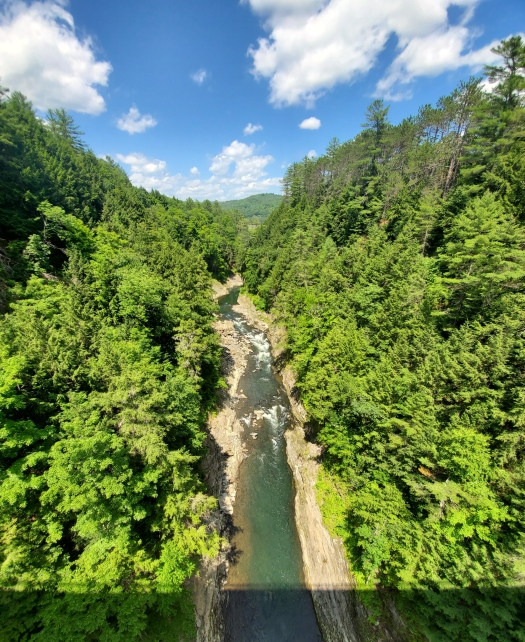 Queechee Gorge, Vermont