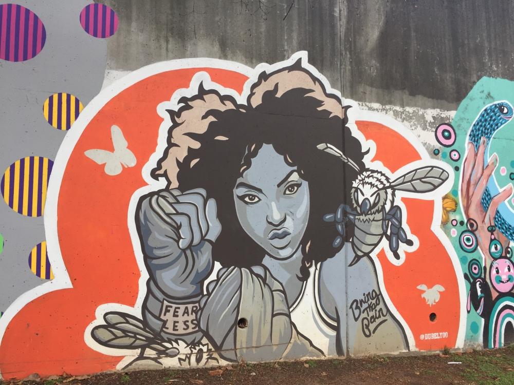 Cabbagetown Murals 1-27-2018