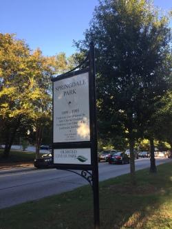 Olmstead Linear Park