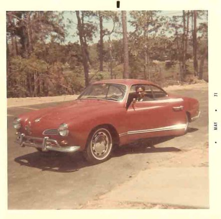 Grandpa's Karmann Ghia May 1971.jpg